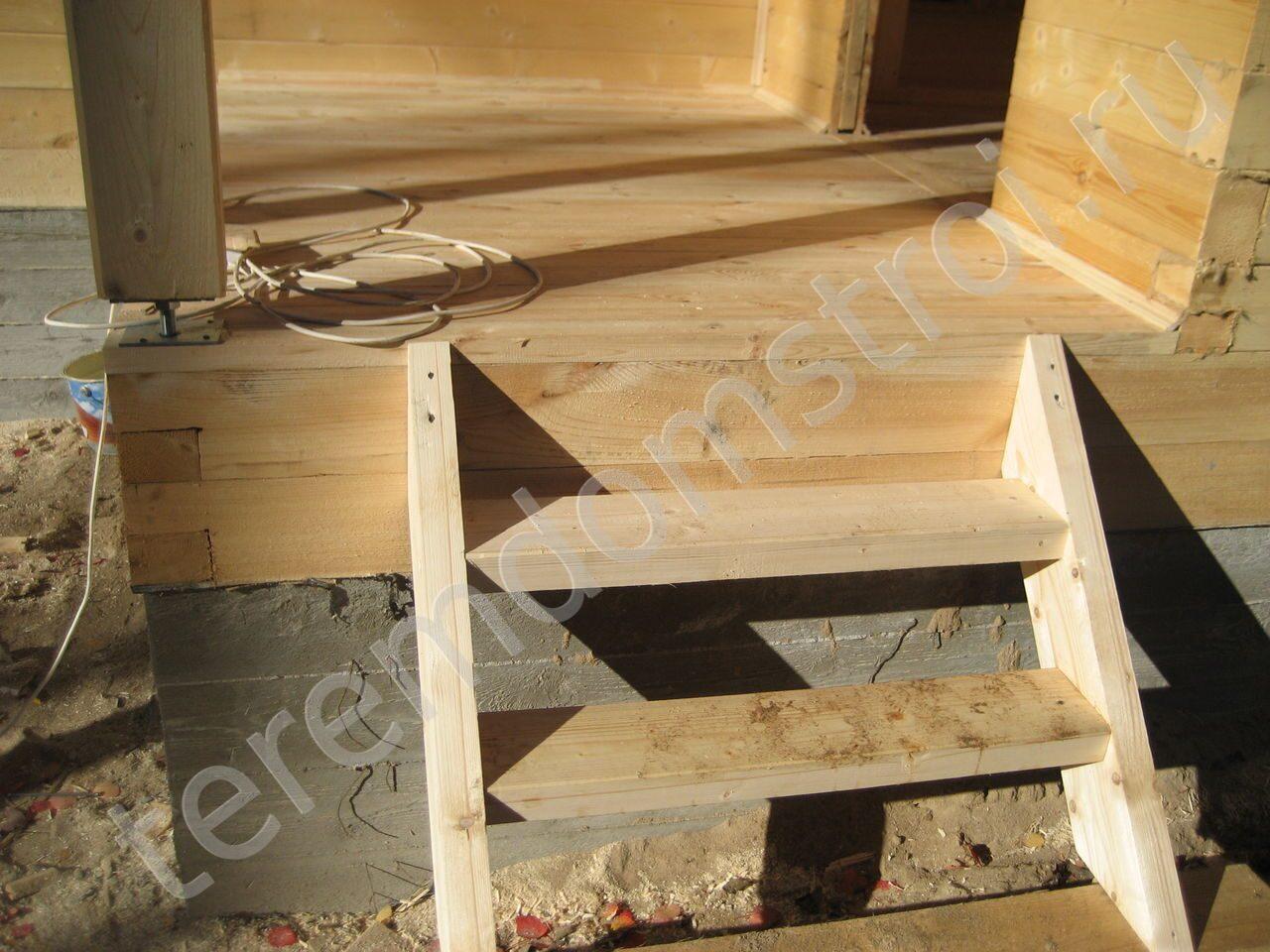 Как построить деревянное крыльцо своими руками: инструкция и 84